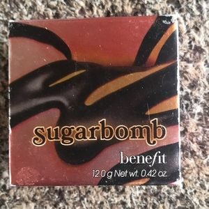 Sugarbomb benefit blush